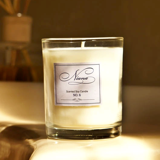 No. 6 Scented Candle