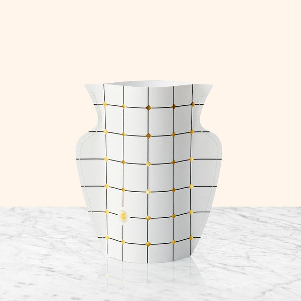 Paper Vase Sleeve Mini - Lido