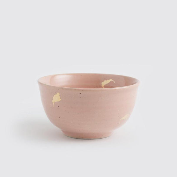 The Ganga Small Bowl - Old Rose