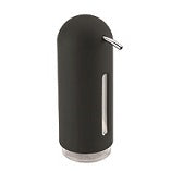 Penguin Soap Dispenser - Black