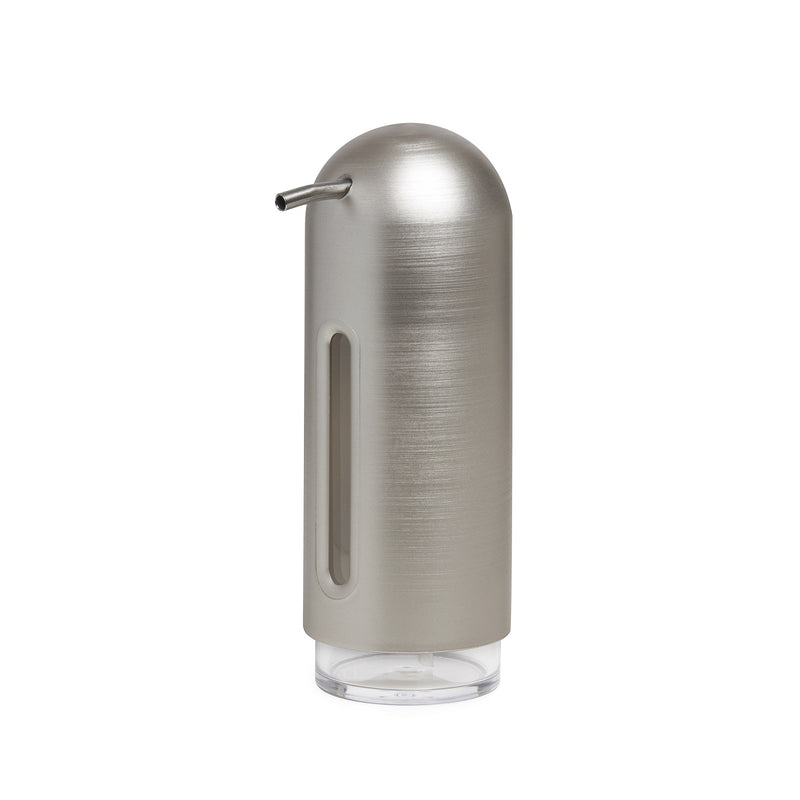 Penguin Soap Dispenser - Nickel