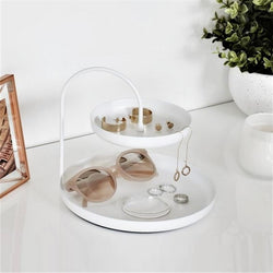 Poise Accessory Tray - White