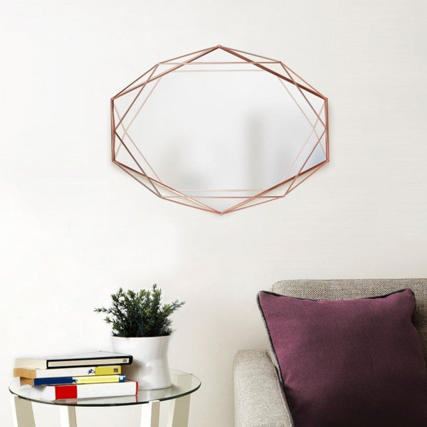 Prisma Mirror - Copper