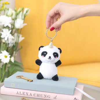 Plush Key Ring - Panda