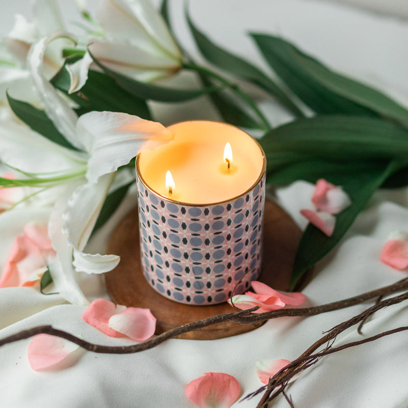 Timeless Scented Candle - Passion