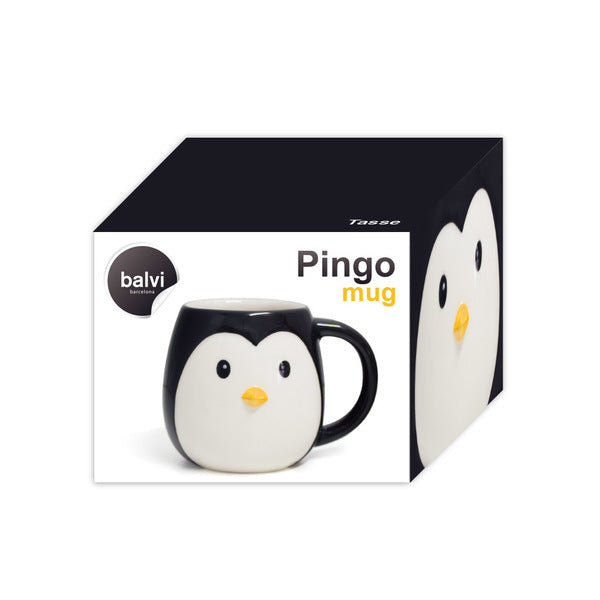 Ceramic Mug - Penguin