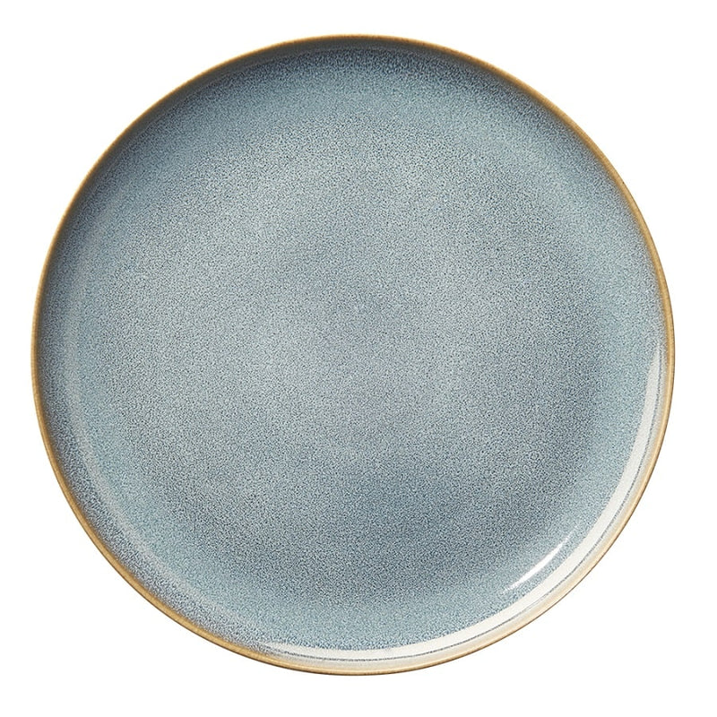 Seasons Dinner Plate - Denim