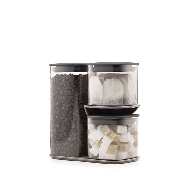 Podium 3-pc Storage Container Set