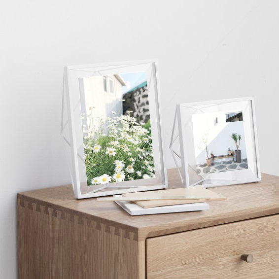 Prisma Photo Frame - White 5x7