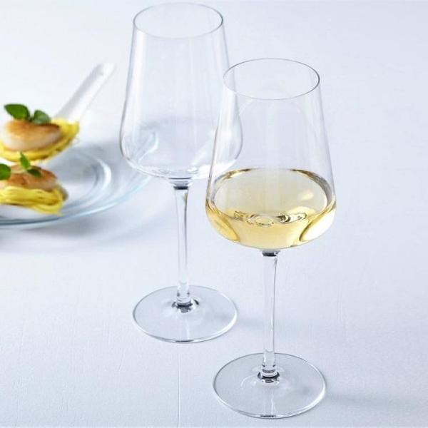 Puccini Wine Glasses, Set of 6