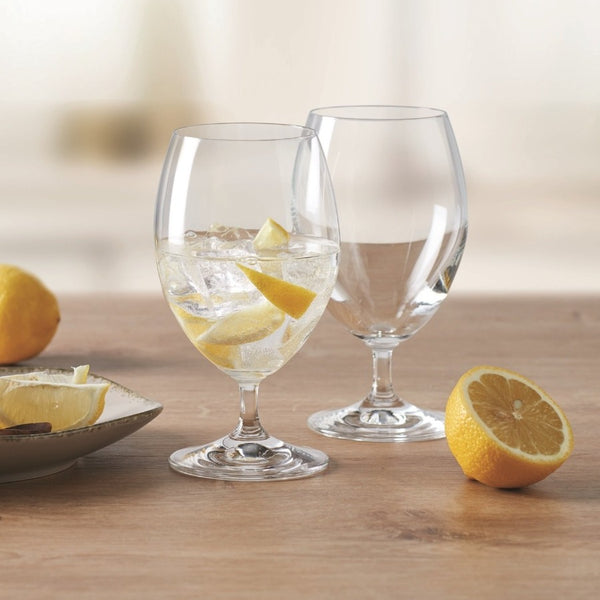 Pure Water Glasses, Set of 6
