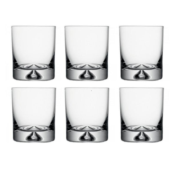 Pyramid Tumblers, Set of 6