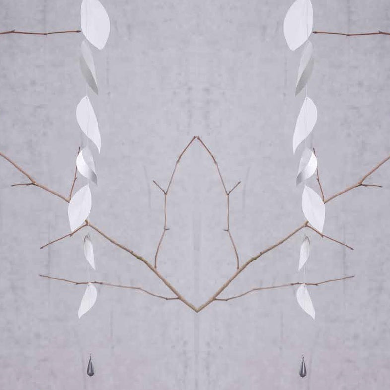 Leaves Chain Decor