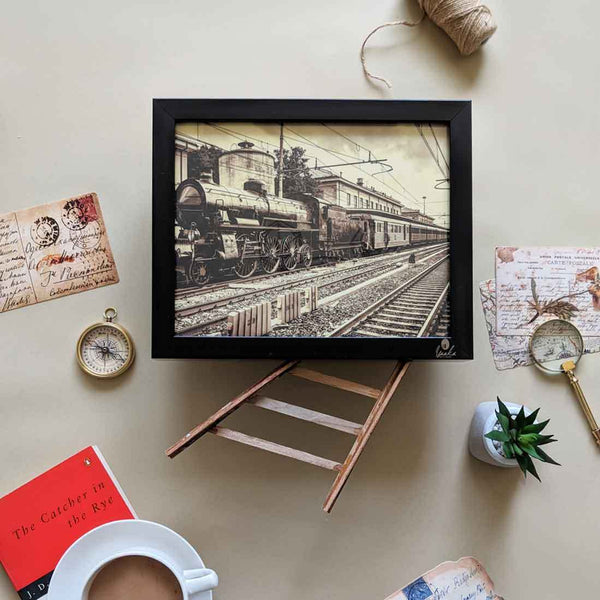 Railway 3D Wall Art