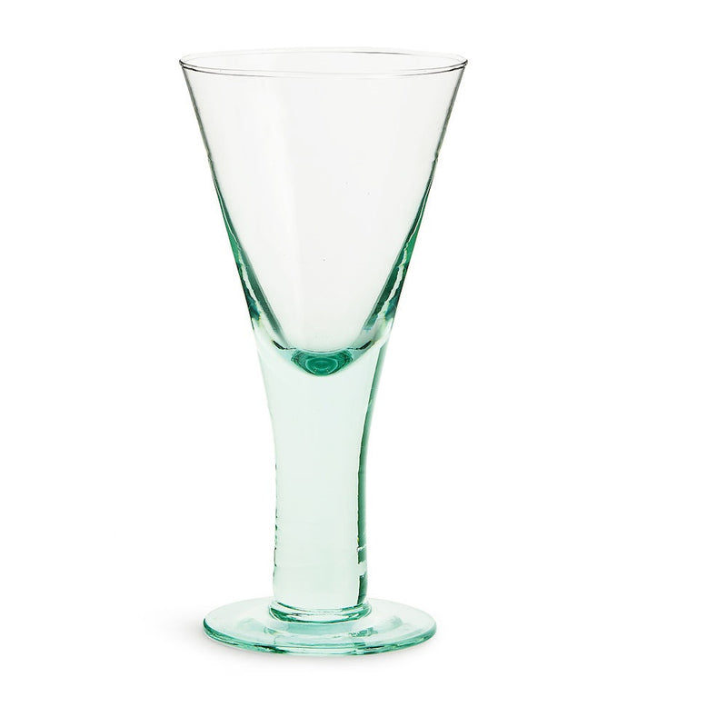 Re-turn Heavy Base Recycled Glasses, Set of 2