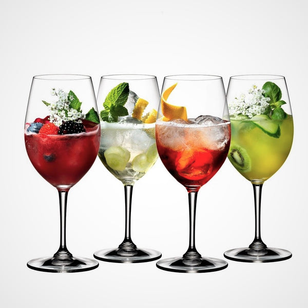 Spritz Drinks Glasses, Set of 4