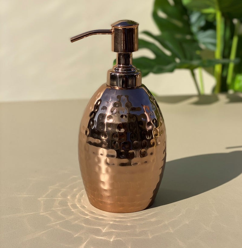 Safi Soap Dispenser - Copper