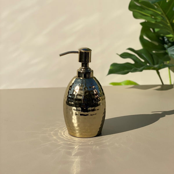 Safi Soap Dispenser - Gold