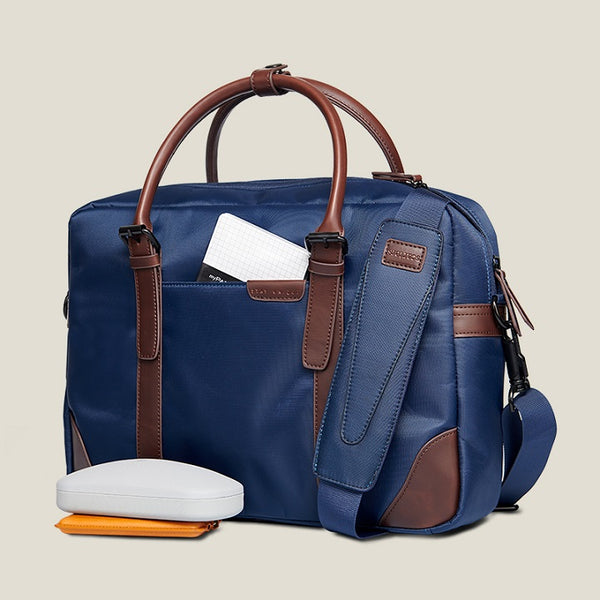 Classic Laptop Bag 2.0 - Blue