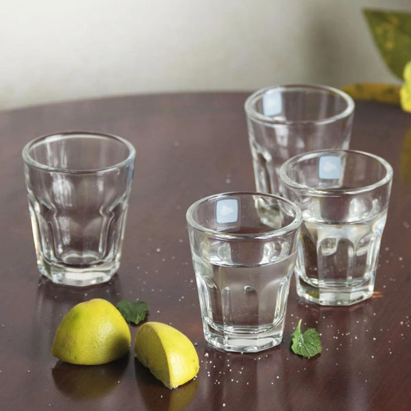 Rock Shot Glasses, Set of 6
