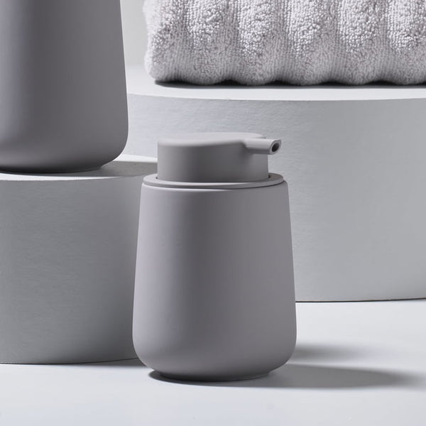 Nova One Soap Dispenser - Gull Grey