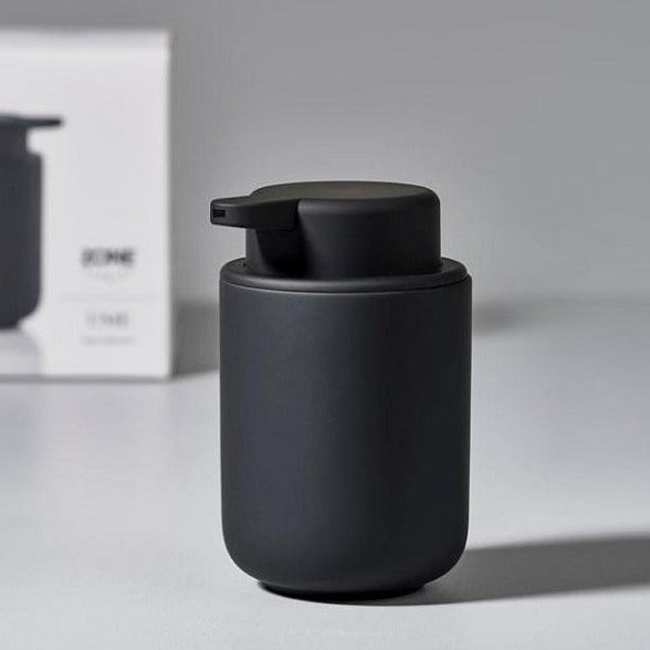 Ume Soap Dispenser - Black