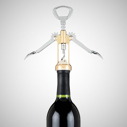 Soar Gold Winged Corkscrew