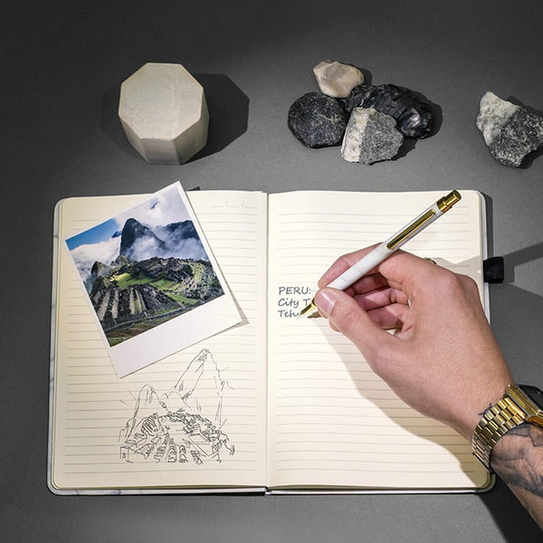 Set in Stone Notebook & Pen Set