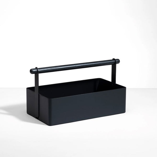 Cora Storage Caddy Large - Black