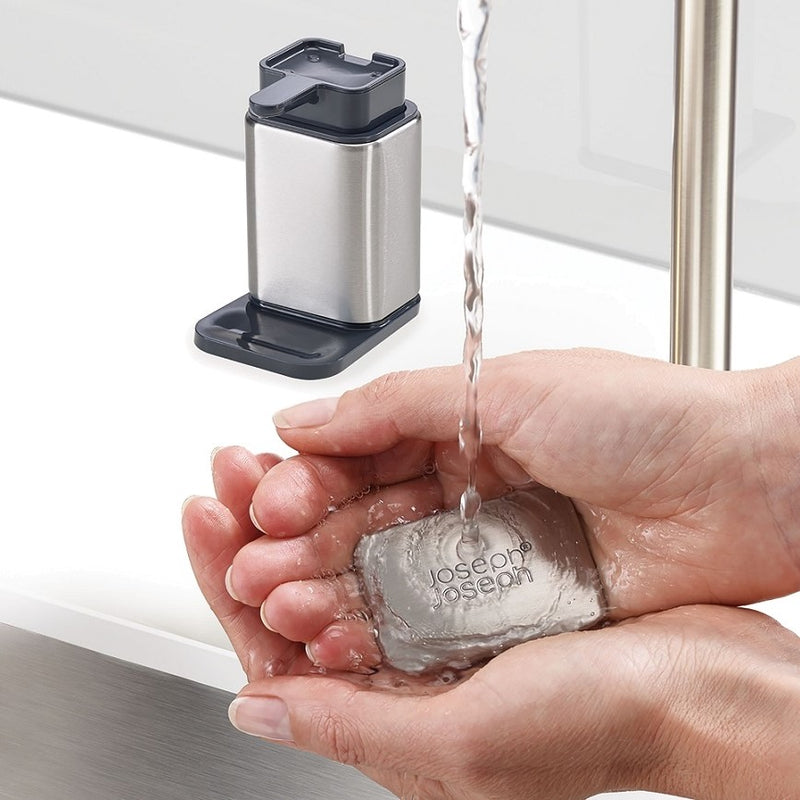 Surface Soap Pump with Stainless Steel Bar