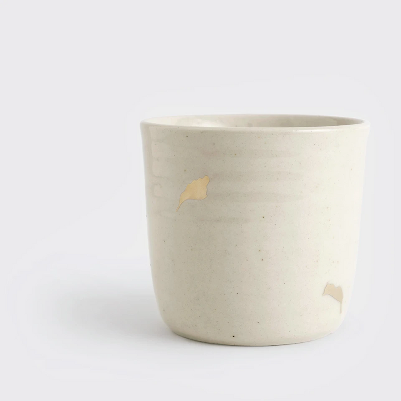 The Ganga Kulhar Cup - Beige