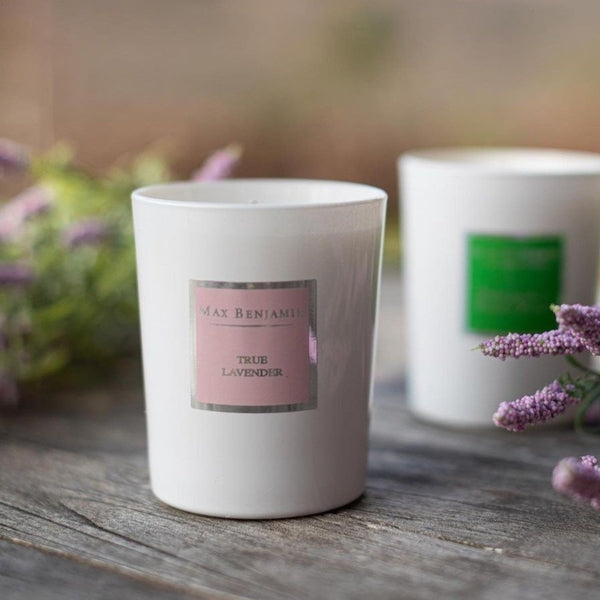 True Lavender Scented Candle
