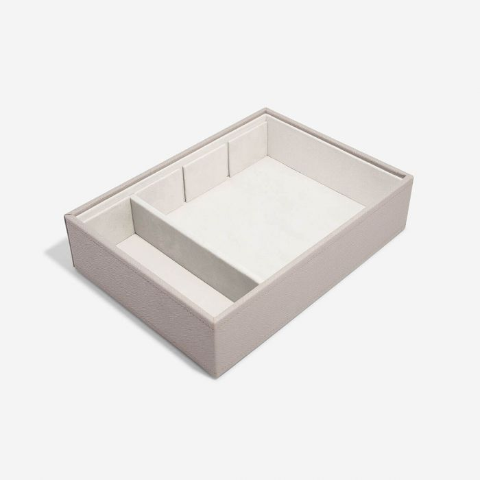 Sunglasses Box with Lid - Taupe