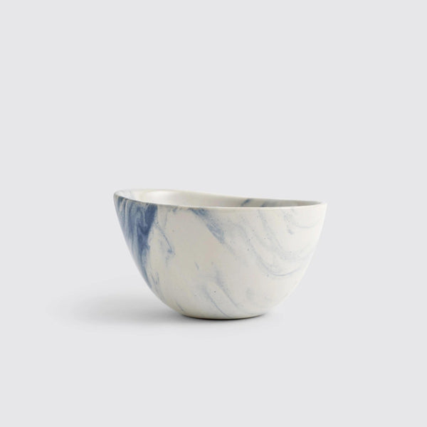 The Confluence Small Bowl - Indigo