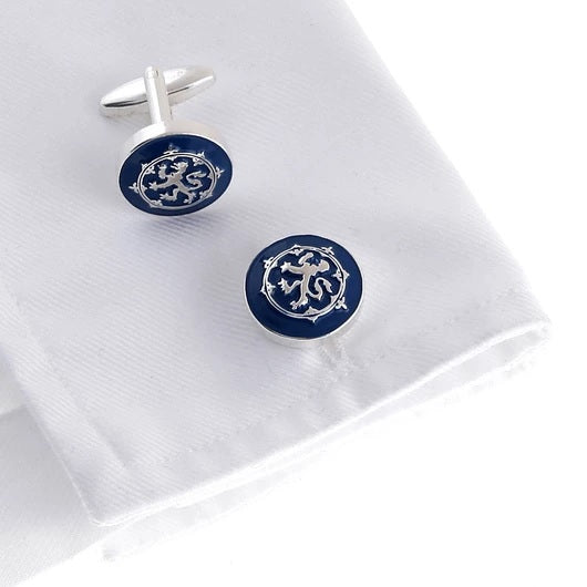Wimbledon Cufflinks - Scottish Lion