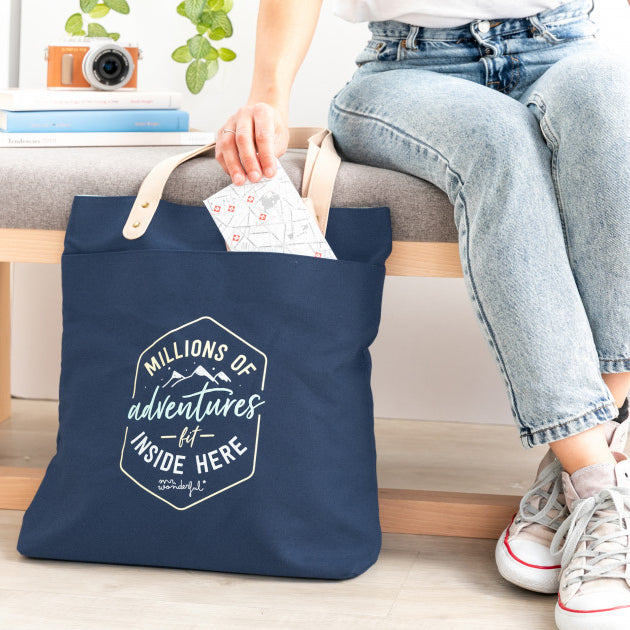 Tote Bag - Millions of Adventures