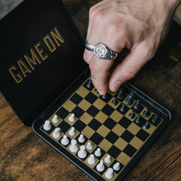 Game On Travel Chess Set