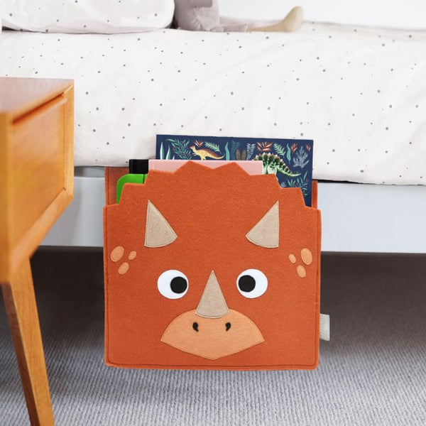 Troy Triceratops Bed Pocket