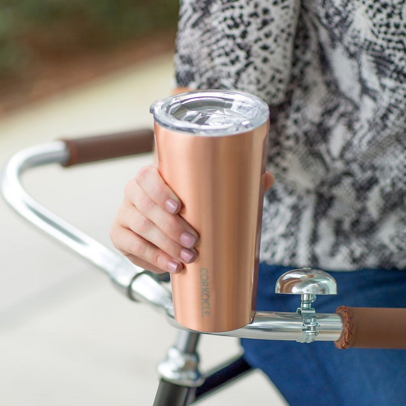 Tall Insulated Tumbler 475ml - Copper
