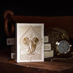 Tycoon Ivory Playing Cards