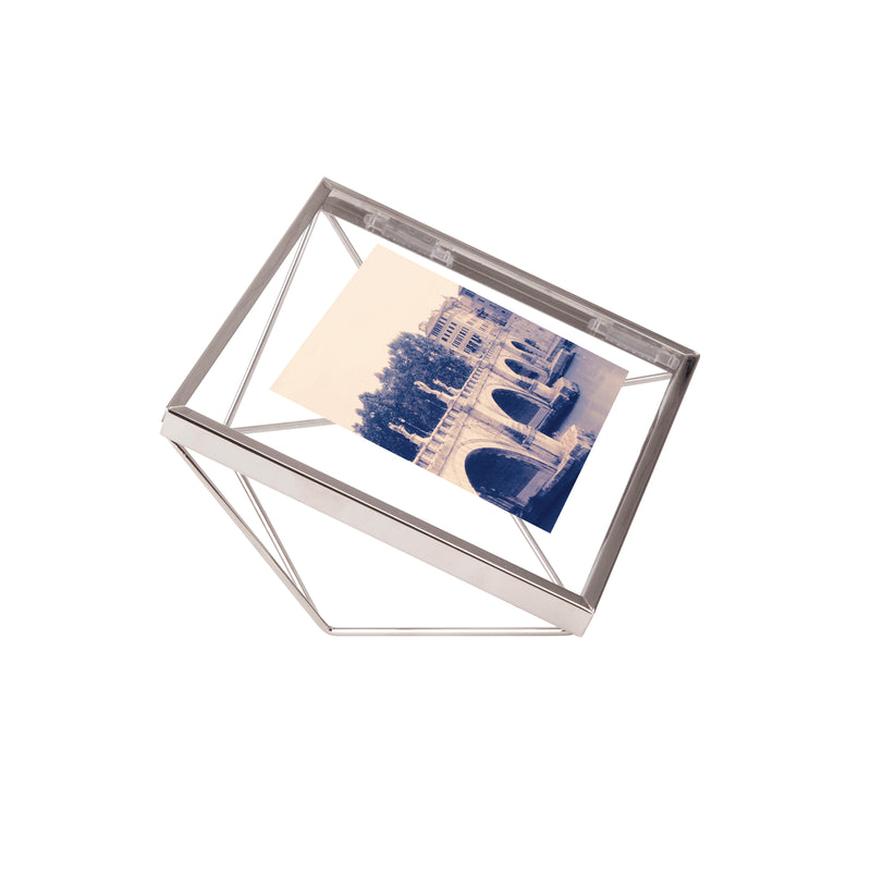 Prisma Photo Frame -  Chrome 4x4