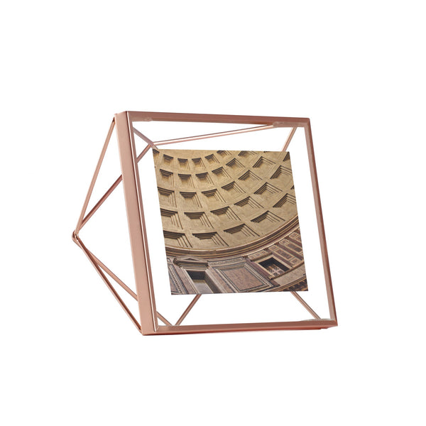 Prisma Photo Frame - Copper 4x4