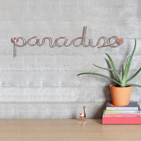 Paradise Wall Decor