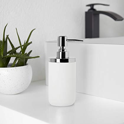 Junip Soap Dispenser - White