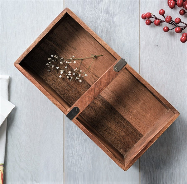 Wooden Storage Caddy