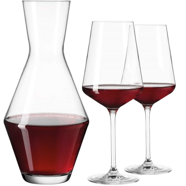 Puccini Red Wine 3 Piece Set