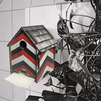Toilet Paper House - Stripes