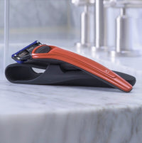 X1 Fusion Razor & Case Set - Cooper Red
