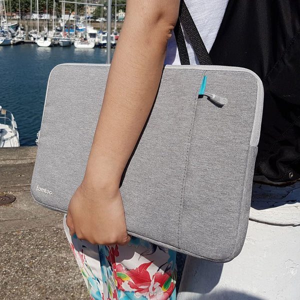 Versatile 360 Laptop Sleeve - Gray 15 to 15.6 Inch