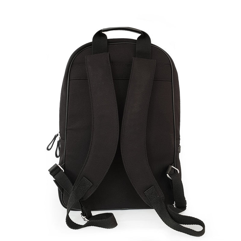 Alps Canvas Backpack - Black
